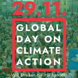 GLOBAL DAY ON CLIMATE ACTION FRIDAYS FOR FUTURE Heidelberg