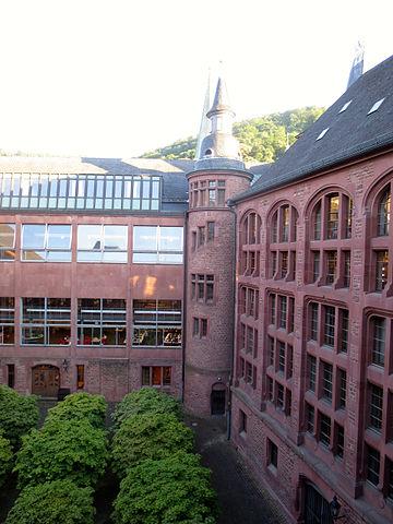 UB Altstadt Gruppenarbeitsraum Fridays for Future Heidelberg