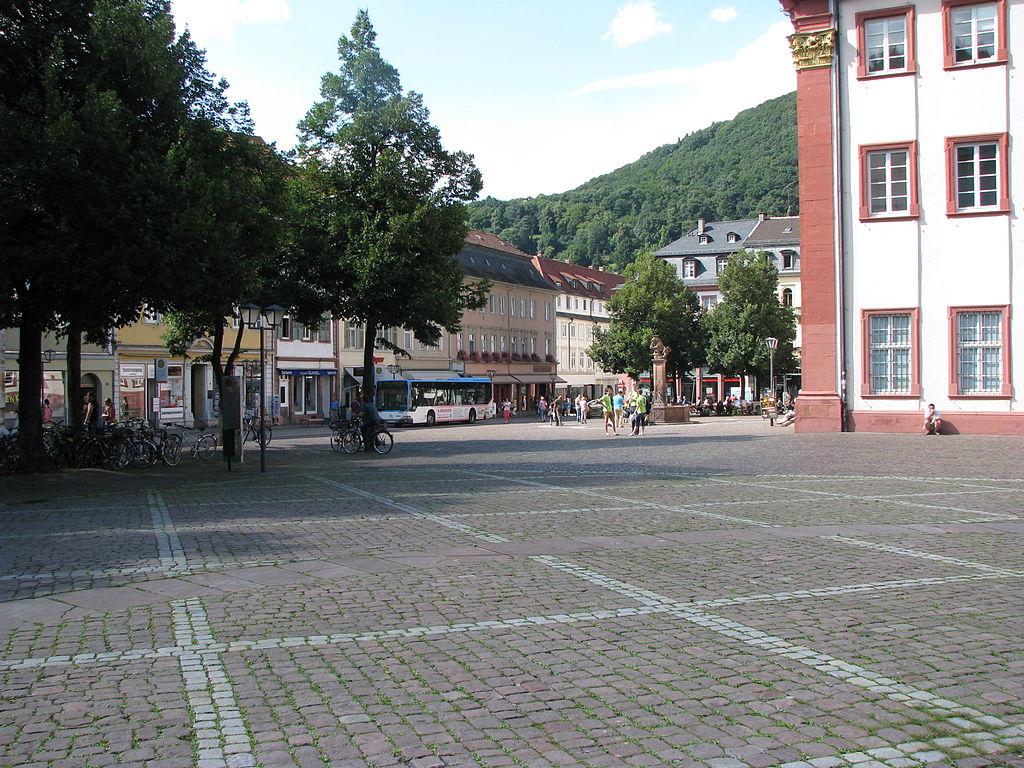 Uniplatz Altstadt FRIDAYS FOR FUTURE Heidelberg