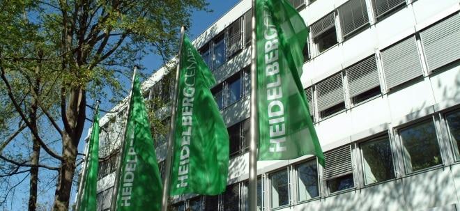 Neues Hauptgebäude HD Cement