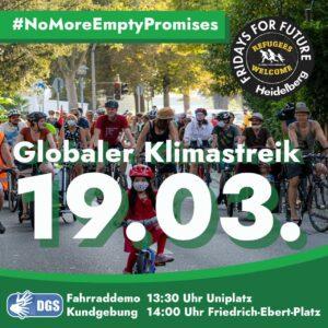 Globaler Streik am 19.03.2021!