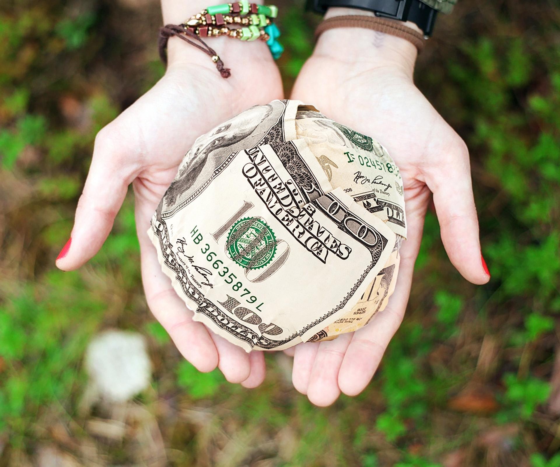 Spende jetzt für den globalen Klimastreik