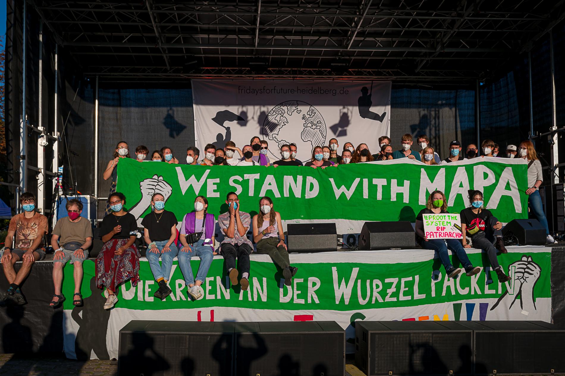 Kommt am 22.10. mit nach Berlin – #IhrLasstUnsKeineWahl